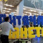 Букви з кульок
