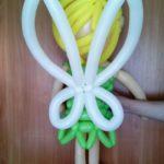 Фігура з кульок