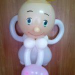 Ангел з кульок