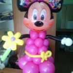 Міні Маус з кульок