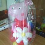 Свинка Пепа з кульок