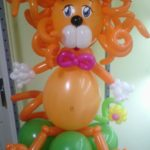 Лев з кульок