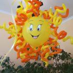 Сонечко з кульок