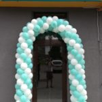 Арка на магазин з кульок