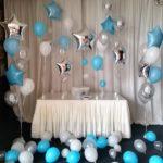 Зірковий Кенді Бар з кульок
