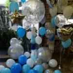 Композиція з гелевих кульок