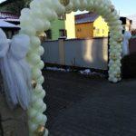 Арка весільна на браму