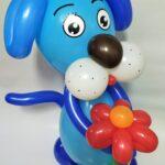 Пес з кульок для хлопчика