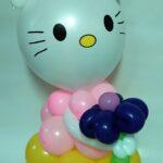 Хело Кіті з кульок