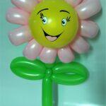 Ромашка з кульок