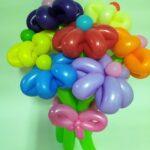 Букет з повітряних кульок